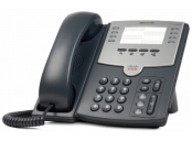 Cisco SPA501G - IP telefon, 8 linek, PoE, bez LCD