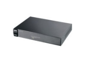 Zyxel ES1100-8P, 8-port 10/100Mbps Ethernet switch, 4x PoE (802.3af), Green (802.3az), Fanless, 19 rackmount