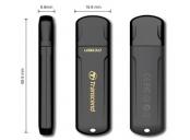 Transcend 32GB JetFlash 700, USB 3.0 flash disk, černý