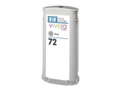 HP C9374A No. 72 Grey Ink Cart pro DJ T610/T1100, 130ml