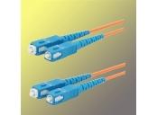 OPTIX SC/UPC-SC/UPC Optický patch cord 50/125 2m