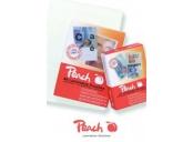 PEACH laminovací folie Credit Card 54x86mm, lesklé, 125mic, 25ks