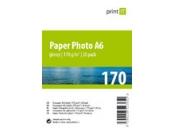 PRINT IT Paper Photo A6 170 g/m2 Glossy 20pck/BAL