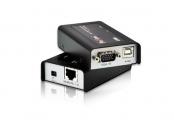 ATEN KVM extender CE-100 USB, VGA (1280 x 1024 na 100m)