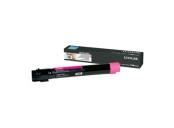 X950, X952, X954 Magenta Extra High Yield Toner Cartridge (22K)