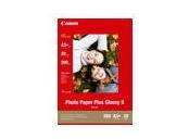 Canon fotopapír PP-201 - 13x18cm (5x7inch) - 265g/m2 - 20 listů - lesklý