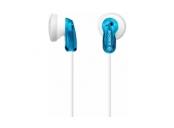SONY MDR-E9LPL - Sluchátka do ucha, 13,5 mm budicí jednotka, neodymový magnet, kabel 1,2 m, Blue