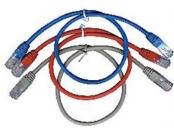 Eth Patch kabel c5e UTP 3m - GREY