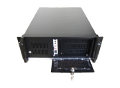 Server Case 19 IPC970 480mm, bílý - bez zdroje