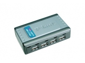D-Link DUB-H4/E 4-Port USB 2.0 Hub