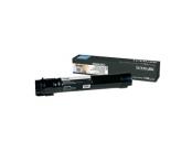 X950, X952, X954 Black Extra High Yield Toner Cartridge (32K)