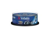 VERBATIM CD-R AZO 700MB, 52x, spindle 25 ks