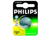 Philips baterie CR2025 - 1ks