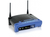 Linksys WRT54GL 54Mbps Wi-fi  Linux Router w/4port