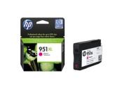 HP CN047AE Ink Cart No.951XL pro OJ 8100, 251dw, 276dw,17ml,  Magenta