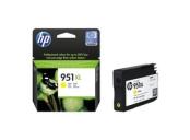 HP 951XL Yellow Ink Cartridge (1500 stran)