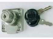 Siso 850 zámek  zásuvkový - st.klíč D20