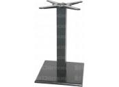 Stol. noha centr. bm029 černá 1100