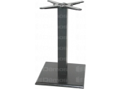 Stol. noha centr. bm029/430x430 černá