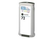 HP C9403A No. 72 Matte Black Ink Cart pro DJ T610/T1100, 130ml