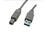 DATACOM USB 2.0 Cable 3m A-B (pro tiskárny)