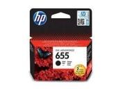 HP CZ109AE Ink Cart No.655 pro DJ4615, 5525, 14ml, Black