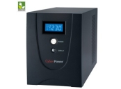 CyberPower GreenPower Value LCD UPS 2200VA/1320W