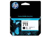HP CZ129A No. 711 Black Ink Cart pro DSJ T120, 38 ml