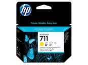 HP CZ136A No. 711 Yellow Ink Cart pro DSJ T120, trojbalení 3x29ml